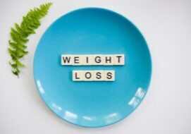 Good Diet With Bariatric Portion Plate